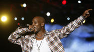 DMX sings -- sort of -- 'Rudolph the Red-Nosed Reindeer'