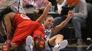 Pictures: UConn Women Vs. Maryland