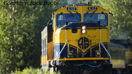 Next year could be a bit leaner for the Alaska Railroad due to lower production of coal and refined fuel in the state's Interior. The railroad is anticipating significant decreases in next year's capital budget because of freight reductions.