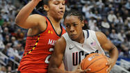 On occasion, an opponent will confront UConn with gumption that few others are capable of generating. It doesn't happen much. But when it does, you can tell.