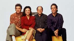 To the moon, Jerry: 'Seinfeld' beats 'Honeymooners' as best sitcom