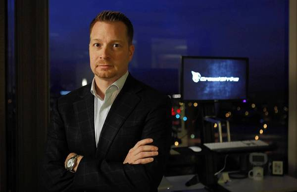 George Kurtz is CEO of CrowdStrike, which stakes out networks to catch infiltrators, keeps dossiers on hackers and tricks them into stealing bogus data.