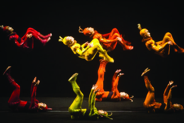 "Cirque du Soleil's ""Iris"" will be ending its L.A. run in January."