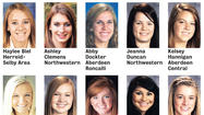This could very well be the most talented all-area volleyball team ever. It is for sure the most experienced.