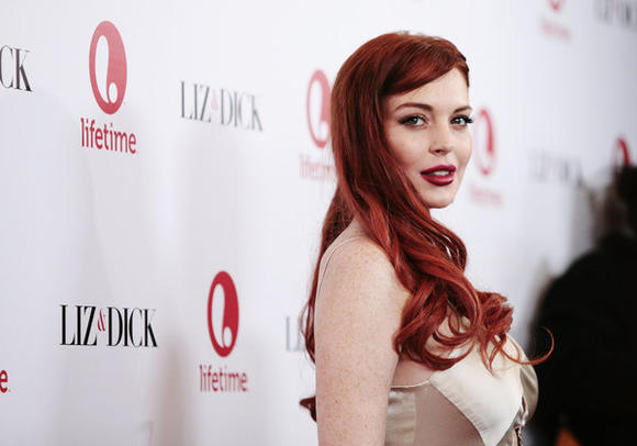 Lindsay Lohan's Bank Accounts Seized By IRS For Outstanding Tax Debt