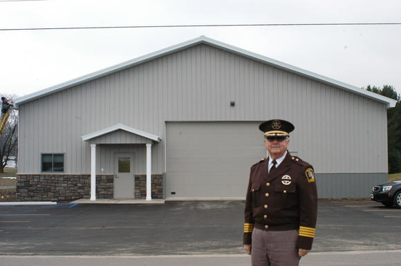 Sheriff Substation