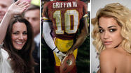 Royals, Redskins and Rita Ora are fascinating the Internet this morning