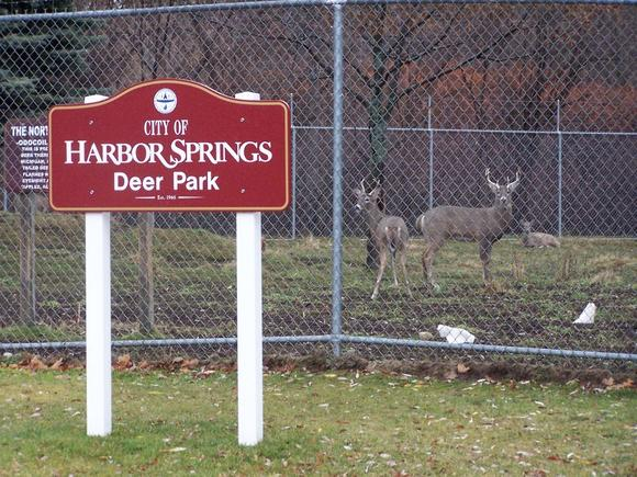 City of Harbor Springs Deer Park