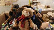Toys for Tots to be collected at state bridges and tunnels