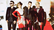 SPRINGFIELD, Mo. -- The popular band Neon Trees is coming to Springfield next year.  The band will play at the Gillioz Theatre on March 23 at 8.   Springfield's own Someone Still Loves You Boris Yeltsin will open the show.