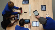 Study shows middle-school students increasingly using smart phones, tablets for homework