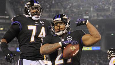 Updated Ravens, NFL playoff scenarios