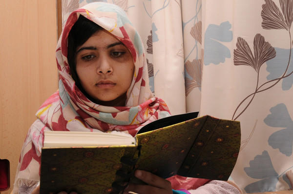 On Oct. 9, Malala Yousafzai, a 15-year-old student and education activist from Pakistan, was shot in the head and neck while on her way home from school in an assassination attempt by the Taliban.  She is currently recovering in a hospital in the United Kingdom. Her story has received international attention, with some supporting a petition to nominate her for a Nobel Peace Prize. She was also nominated for Time magazine's Person of the Year 2012.