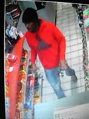 Police are attempting to identify this man who used a stolen credit card at the BP gas station in Maryland City Oct. 14.
