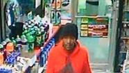 Photo shows man using stolen credit card at Maryland City BP