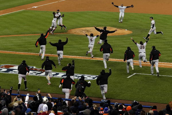 The San Francisco Giants bested the Detroit Tigers in the annual contest