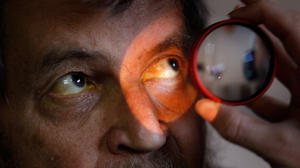 Researchers see the light in bid to restore lost vision