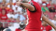 Connor Barth, K, Bucs