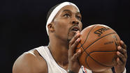 Dwight Howard's free-throw shooting is hard for Lakers to ignore