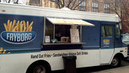 New Haven's Fryborg Food Truck Hits Every Spot
