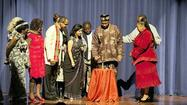 Laurel High International Night