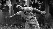 20th Century Baseball: Glass-plate images