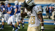<b>Pictures:</b>  UCF Knights vs. Tulsa Golden Hurricane