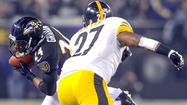 <em>Every week, blogger Matt Vensel breaks down a critical play, sometimes with the help of Ravens players, from that week's game. Today, he looks at cornerback Corey Graham's interception on a trick play ran by the Pittsburgh Steelers.</em>