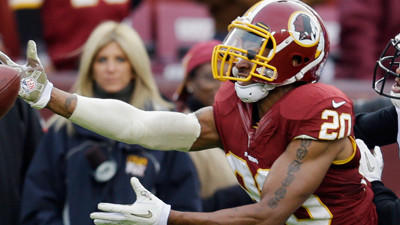 Redskins CB Cedric Griffin suspended four games for PED violati…