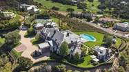 The one-time home of ex-New York Mets star <strong>Lenny Dykstra</strong> is back on the market in Thousand Oaks, reduced to $14.995 million from the $18.75 million it was listed for in June.