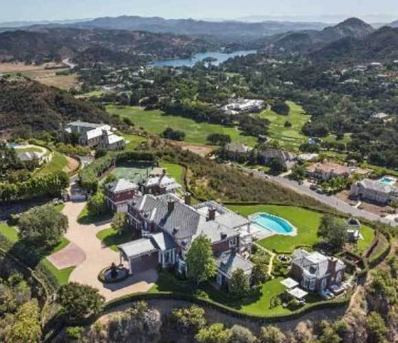 1000 About Oaks Pinterest: Price Reduced On Mansion Of Ex-New York Mets Star Lenny