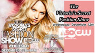 "The Victoria's Secret Fashion show will air Wednesday, December 12th on DC50. For a slideshow of highlights from the show, visit here: <a href=""http://www.cbs.com/shows/victorias_secret/photos/197358/2012-runway-highlights-"">http://www.cbs.com/shows/victorias_secret/photos/197358/2012-runway-highlights-</a>"
