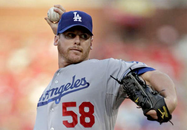 Chad Billingsley is expected to be ready for spring training.