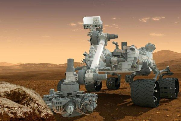 New Mars rover planned