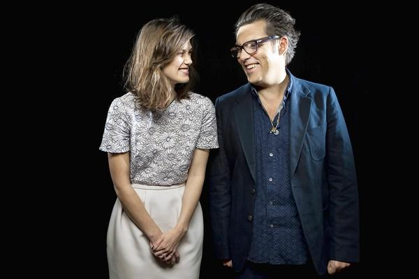 Actress Keira Knightley has worked before with director Joe Wright.
