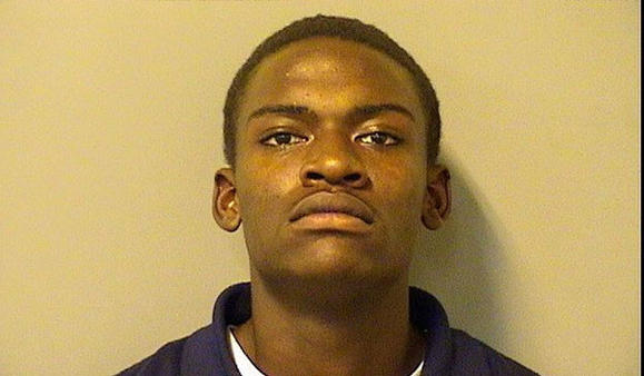 Kurtis Flowers, 17. Cook County Sheriff's photo