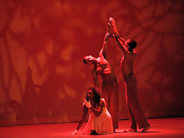 "Moore Dance Project's ""Sacred Slave Stories."""