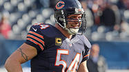 VOTE: Can Bears make playoffs without Urlacher?