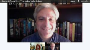 David Ulin and Carolyn Kellogg discuss literary adaptations