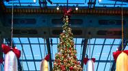 Las Vegas: Bellagio, Wynn and Encore abloom with holiday cheer