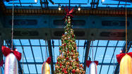 Las Vegas: Bellagio, Wynn and Encore abloom with holiday cheer