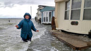 The Obama administration has denied Maryland's request for federal aid for hundreds of Eastern Shore residents affected by superstorm Sandy, prompting an outcry from state officials, who vowed to appeal the decision.