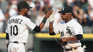 NASHVILLE, Tenn. -- Jordan Danks may find himself as a victim of a roster squeeze in 2013 despite showing flashes of promise in 2012.