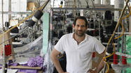 Dov Charney is no stranger to controversy, but a new lawsuit accuses the American Apparel chief executive of very strange behavior indeed, including choking and rubbing dirt into the face of a former Malibu store manager.