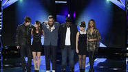 'The Voice' recap: Two sad departures; it's down to four