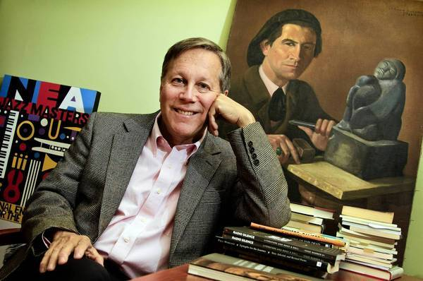 Dana Gioia is chairman of the selection committee to choose Los Angeles' first poet laureate.