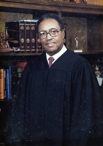 Calvin Hall Sr. was a Cook County judge from 1984-2000 and longtime attorney with the Chicago Housing Authority.