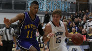 Photo Gallery: Hutchinson vs. Eisenhower Boys' Basketball