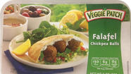Veggie Patch has issued a recall for its 9-ounce trays of refrigerated, fully cooked falafel because of possible listeria monocytogenes contamination.