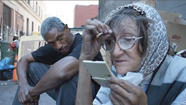 Storytelling on L.A.'s skid row